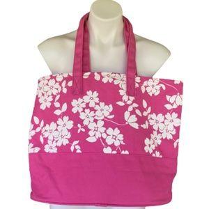 Handbags - NEW Barnes & Noble Punctuate Floral Beach Bag.